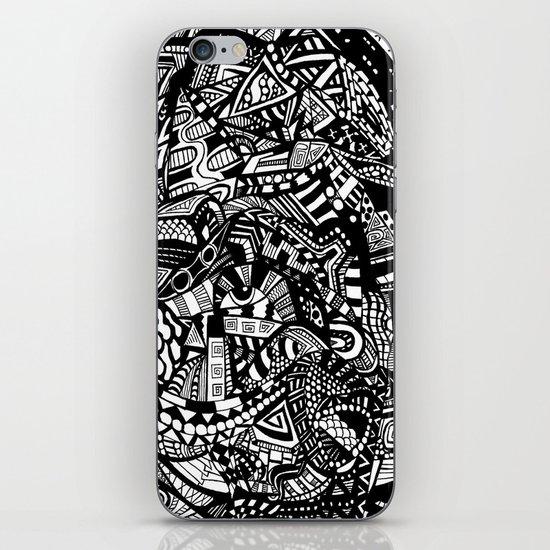 the Machine iPhone & iPod Skin