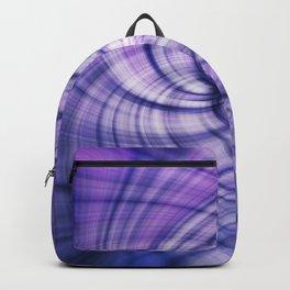 Purlple Vortex Backpack