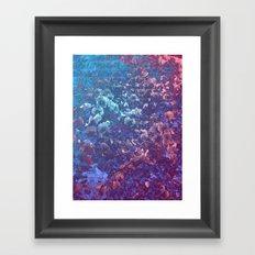 Submerged Life Framed Art Print
