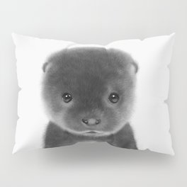 Cute Otter Pillow Sham