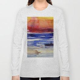 Sunset at Key West Long Sleeve T-shirt