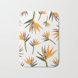 Bird of Paradise Bath Mat
