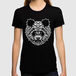 Panda Pattern T-shirt