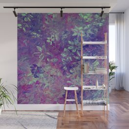 Lavender Days Wall Mural