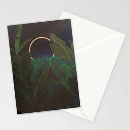 Jungle Eclipse Stationery Cards