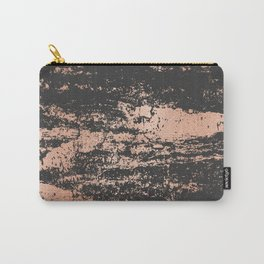 Marble Black Rose Gold - Dope Carry-All Pouch