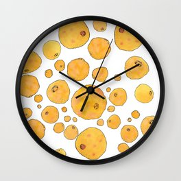 Navel Wall Clock
