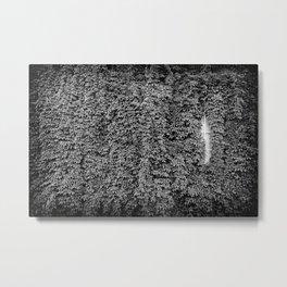 Vegina Metal Print
