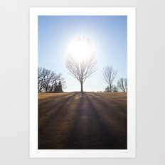 My Tree Art Print