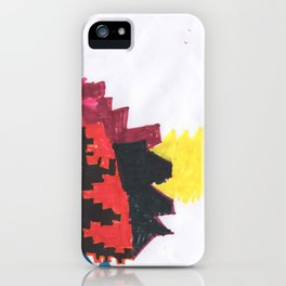 Prod el Criton iPhone Case