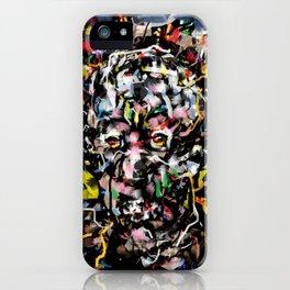 clown - horror iPhone Case