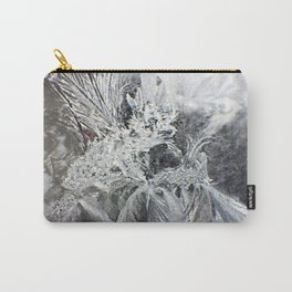 Lamenting Frost Fairy Carry-All Pouch