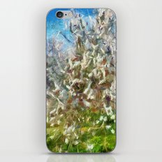 Almond Orchard Blossom iPhone & iPod Skin
