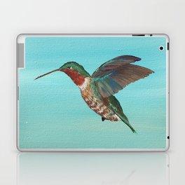 Hummingbird on the Move Laptop & iPad Skin