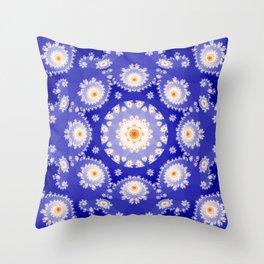 Fractal Series: 2c Throw Pillow