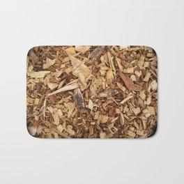 Chips of Wood Bath Mat