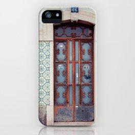 The Iron Door iPhone Case