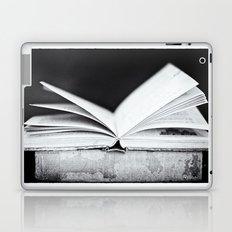 An Open Book Laptop & iPad Skin