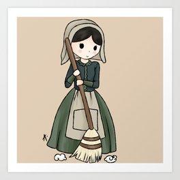 Lorna Art Print