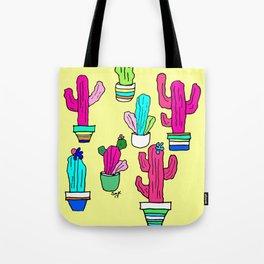 Cactus Party Tote Bag