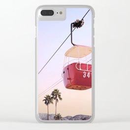 San Jacinto Clear iPhone Case