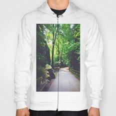 A Woodland Path Hoody