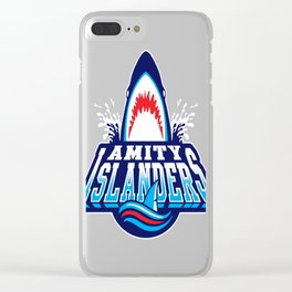 Amity Islanders Clear iPhone Case