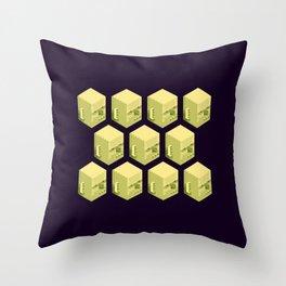 Sha Wujing Clones Throw Pillow