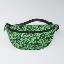Critters Hiding Among Leaves Fanny Pack