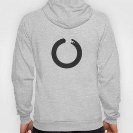 Zen Enso circle Hoody