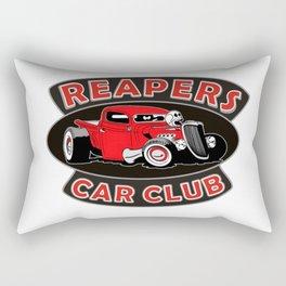 REAPERS CAR CLUB INTERNATIONAL Rectangular Pillow