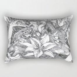 Suture up your future Rectangular Pillow
