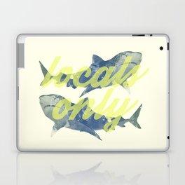 Locals Only Laptop & iPad Skin