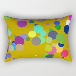 Circles #10 - 03152017 Rectangular Pillow