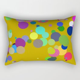 Circles #10 - 03152017 Rectangular Pillow