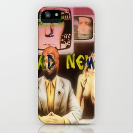 RAD NEWS iPhone Case