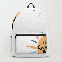 Happy Sunny Days Backpack