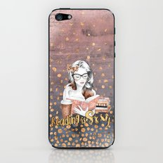 Reading is Sexy iPhone & iPod Skin