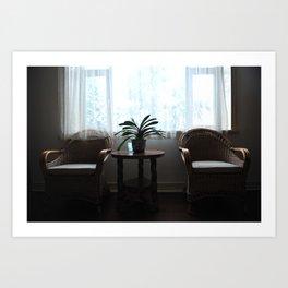 still-life Art Print