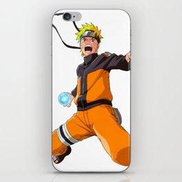 Fan Art Naruto Anime iPhone Skin
