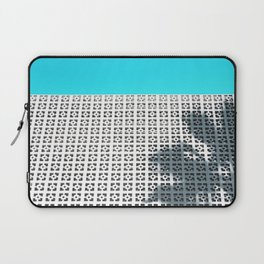 Parker Palm Springs with Palm Tree Shadow Laptop Sleeve