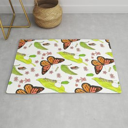 Monarch Migration Rug