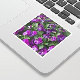 Botanical Florals Zencolor2 Sticker
