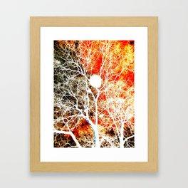 synapse Framed Art Print