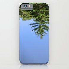 Reflecting at Farrar Pond 1 iPhone 6s Slim Case