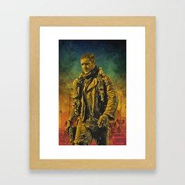 Mad Max Fury Road Framed Art Print
