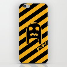 The Strange & Scary Adventures of Smee iPhone & iPod Skin