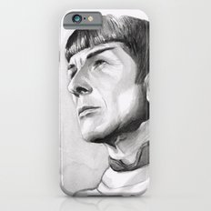 Star Trek Spock Portrait Slim Case iPhone 6s