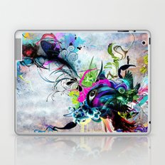 Streaming Eyes Laptop & iPad Skin
