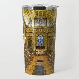 Inside St Lawrence Mereworth Travel Mug